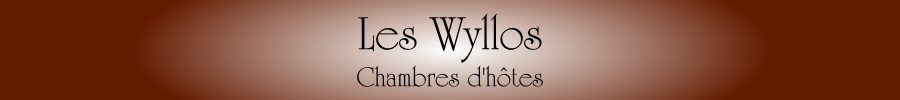 Les Wyllos Bed and breakfast